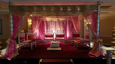 Find The Right Indian Wedding Stage Decoration Services | Business | Scoop.it