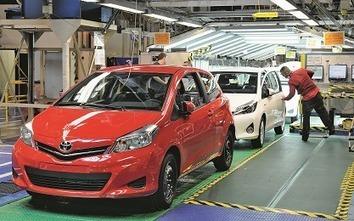 "Toyota, ""Origine France garantie"" - Valeurs Actuelles | Innovation et stratégie | Scoop.it"