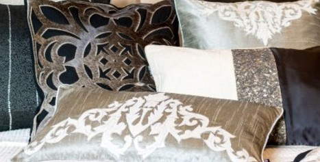 Make your Living Room Lively with Designer Silk Cushions and Throws | Online Furniture Store News | Scoop.it