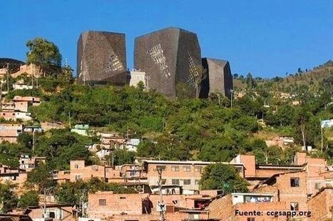 Qué Grande! Las bibliotecas que transformaron a Medellín | Biblioteca 2.0 - Daniel Jiménez | Scoop.it