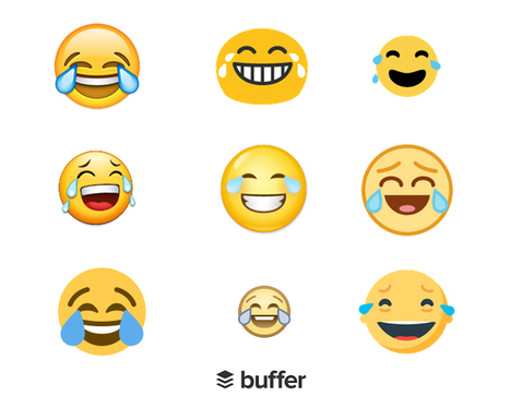 The Deeper Meaning of Emojis: What You Need to Know on How Social Media is Changing Communication - The Buffer Blog   Public Relations & Social Media Insight   Scoop.it