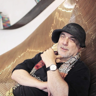 Ron Arad movie interview about The Future is Here exhibition | Human and Technology | Scoop.it