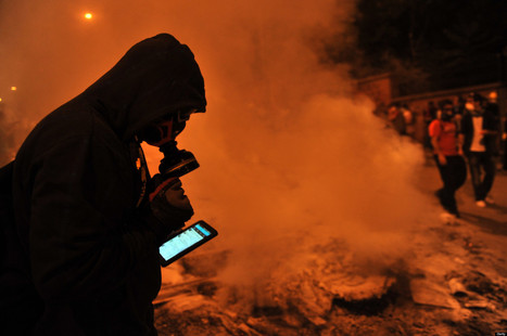 Turkey's Social Media And Smartphones Key To 'Occupy Gezi' Protests - Huffington Post | social musings | Scoop.it