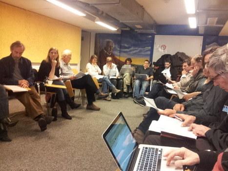 19/01/2013 2.Description du déroulement de la journée de lancement de l'étude de faisabilité   Community Forge Alliance   Monnaies complémentaires, locales ou virtuelles   Scoop.it