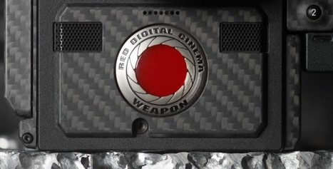 RED Has Announced a New Camera Upgrade for DRAGON Sensors Called WEAPON | Digital Cinema | Scoop.it