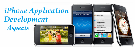 Aspects to Consider in iPhone Application Development | Webappscapital | Scoop.it