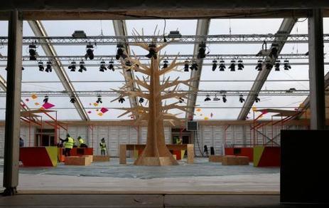 Conférence climat : Le Bourget se prépare à accueillir le monde entier - Le Parisien   actualités en seine-saint-denis   Scoop.it