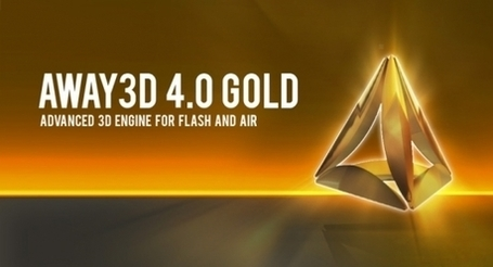 Blog > Away3D 4.0 GOLD > Away3D | Everything about Flash | Scoop.it