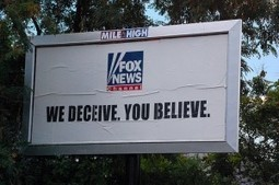 Fox News Loses Credibility Amongst Logical Thinkers, Gains With Paranoid Delusional Narcissists | Daily Crew | Scoop.it