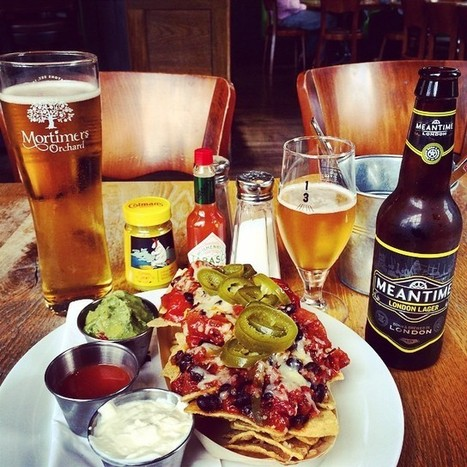 [Hungry !!!!!! The Draft House !!!! Tower Bridge and my London Lager ! #drafthouse #towerbridge #london #lager #UKtrip2014WOW #foodie | Draft House | Scoop.it