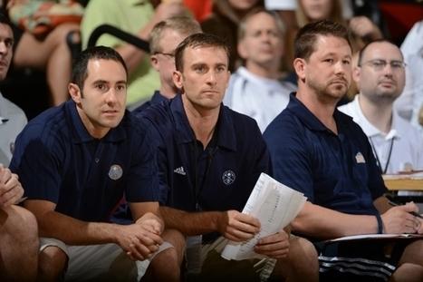Chad Iske vient compléter le coaching staff des 76ers - Sixers Fans | coaching | Scoop.it