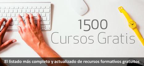 Cursos online gratuitos 2015. ¡Más de 1500 referencias! | desdeelpasillo | Scoop.it