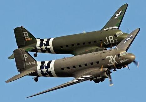 Memorial - Dakotas to Fly Over Normandy | World war 2 | Scoop.it
