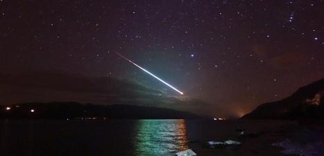 La chasse aux météorites est lancée en France | L'Université Paris-Sud dans la presse | Scoop.it
