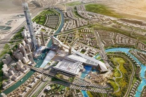 Dubai Is Building Another Seemingly Impossible Project: The World's Longest Indoor Ski Slope | Retailtainment | Scoop.it