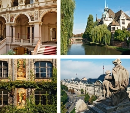 Strasbourg : La Neustadt au patrimoine mondial de l'Unesco ? | Revue de Web par ClC | Scoop.it