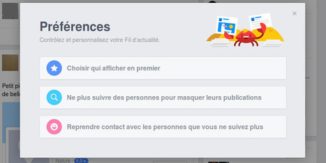 6 fonctions récentes mais méconnues de #Facebook | Time to Learn | Scoop.it