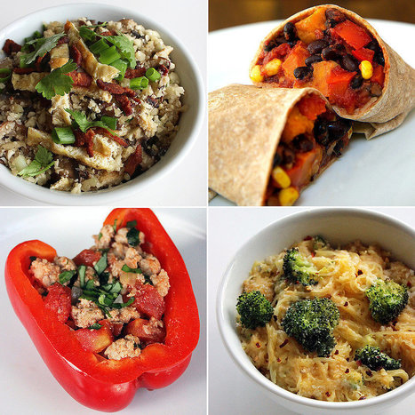 The 75 Healthy Dinners You Need in Your Recipe Arsenal | Shrewd Foods | Scoop.it