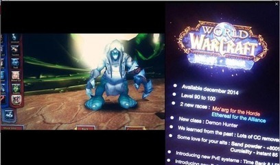 Blizzard dépose la marque Warlords of Draenor à travers le monde - Blizzard Entertainment - JeuxOnLine | Jeux vidéo | Scoop.it