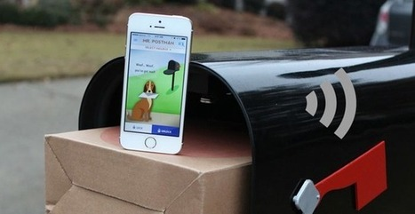 Smart letterbox notifies users when they've got mail | Net | Scoop.it