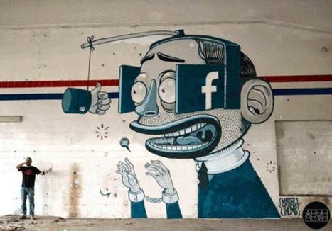 Le Street Art en GIFs animés par ABVH   Art numérique   Scoop.it