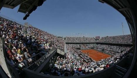 Roland-Garros : comment allier tennis, sport polluant, et respect de la planète | Sport | Scoop.it