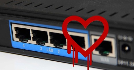 Networking Equipment Makers Scramble to Patch Heartbleed - Mashable | Cyber Security | Scoop.it