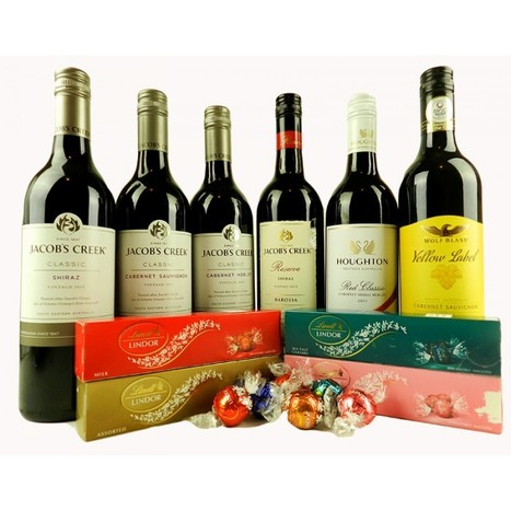 Wine Gift Hampers and Alcohol Gift Box Delivery Australia | Gifts2thedoor | on line gift shop | Scoop.it