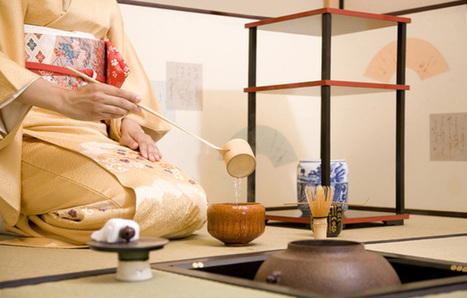 «Sadô», l'art traditionnel japonais de la cérémonie du thé | JAPON youkoso | Scoop.it