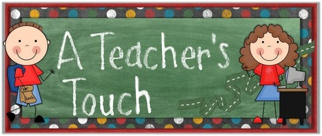 A Teacher's Touch: Kindergarten Common Core | Get The Primary Core | Scoop.it