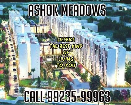 Ashok Meadows Pre Launch | real estate | Scoop.it