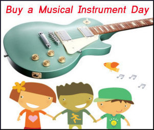Buy a Musical Instrument Day?   All My Favorites   Scoop.it