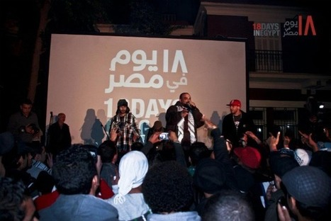 Collaborative Documentary Weaves Stories of Egyptian Revolution | Transmedia: Storytelling for the Digital Age | Scoop.it