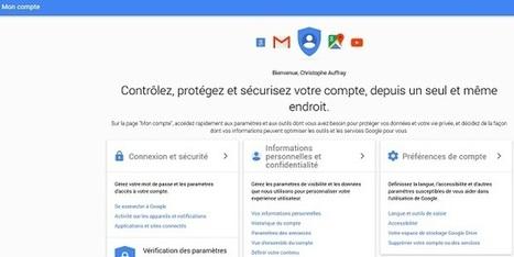 #Sécurité: Vie privée : l'opération de com' de #Google qui prétend vous donner le contrôle | Information #Security #InfoSec #CyberSecurity #CyberSécurité #CyberDefence | Scoop.it