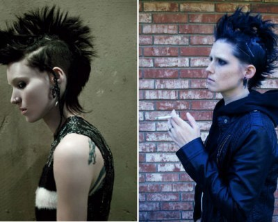 Cosplay of the Day: 'The Girl with the Dragon Tattoo' - ScreenCrush | Cosplay News | Scoop.it