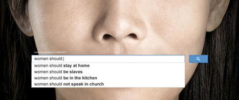 Pour Google, les femmes pleurnichent et les hommes mentent | Genre, sexisme et stéréotypes | Scoop.it