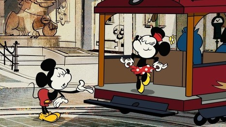 Disney Channel Announces Second Season of Mickey Mouse Shorts | ops | Scoop.it