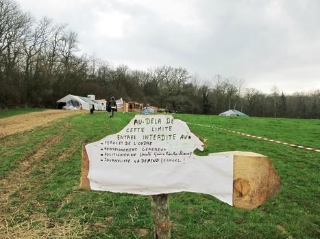 La forêt du Morvan, nouvelle «zone à défendre» - Rue89   # Uzac chien  indigné   Scoop.it
