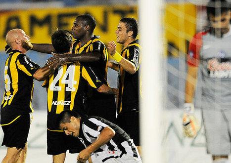 A la espera del debut en la Libertadores 2013 - Club Atlético Peñarol | Peñarol | Scoop.it
