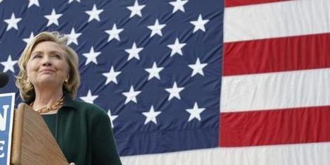 Hillary Clinton, première femme à la Maison Blanche?   management homme femme   Scoop.it