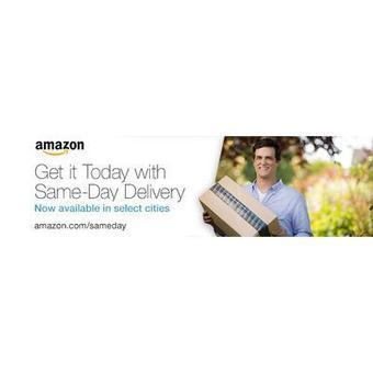 Amazon.com brings same-day delivery to Atlanta | Ecommerce logistics and start-ups | Scoop.it