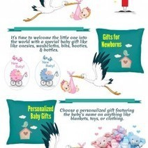 The Ultimate Baby Gift Guide #infographics | Online Gift Registry & baby gifts singapore | Scoop.it