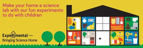 ExpeRimental | The Royal Institution: Science Lives Here | Curriculum resource reviews | Scoop.it