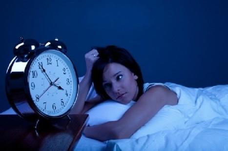 Nguyên nhân, phòng và chữa bệnh mất ngủ - Thiếu máu não | công nghệ | Scoop.it