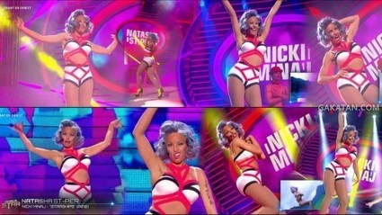 Vidéo : Natasha St Pier en Nicki Minaj sexy dans Un air de star (14/05/13) | Radio Planète-Eléa | Scoop.it