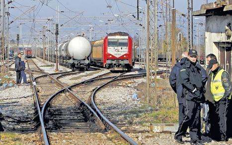 Two railway workers killed, another two injured in Serres accident - Kathimerini | Railway's derailments and accidents | Scoop.it