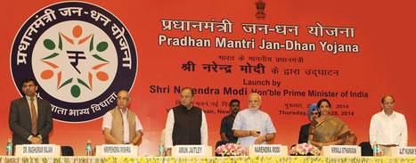 RBI puts Rs.10k withdrawal limit on Jan Dhan accounts | Foreign Trade Magazine | Scoop.it