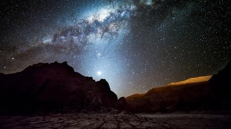 Scienzaltro - Astronomia, Cielo, Spazio: Sopra le nuvole c'è il sereno.....   Planets, Stars, rockets and Space   Scoop.it