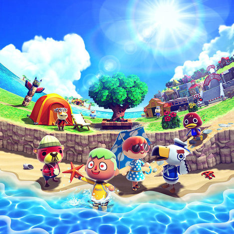 Gender Expression and Race in Animal Crossing   Ken's Odds & Ends   Scoop.it