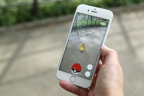 'Pokémon Go': Why You Should Play BUT be careful about #Privacy | Communication design | Scoop.it